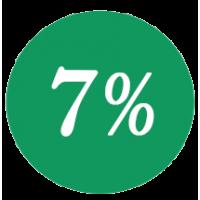 Скидка 7%